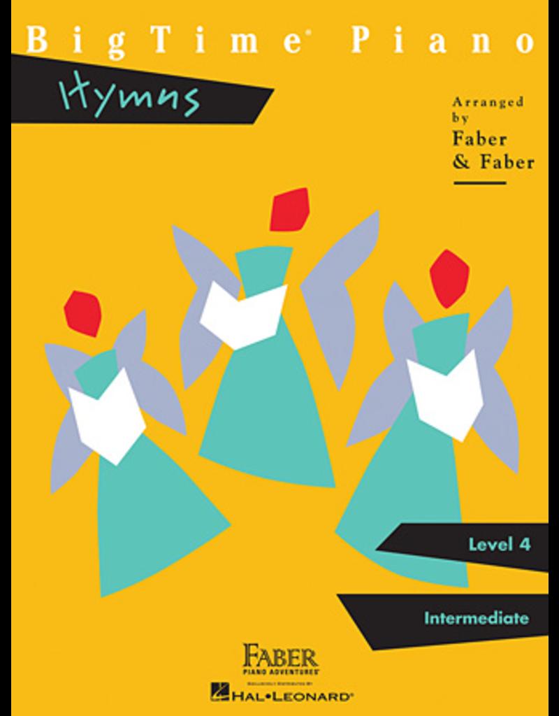 Hal Leonard BigTime Piano Hymns Level 4