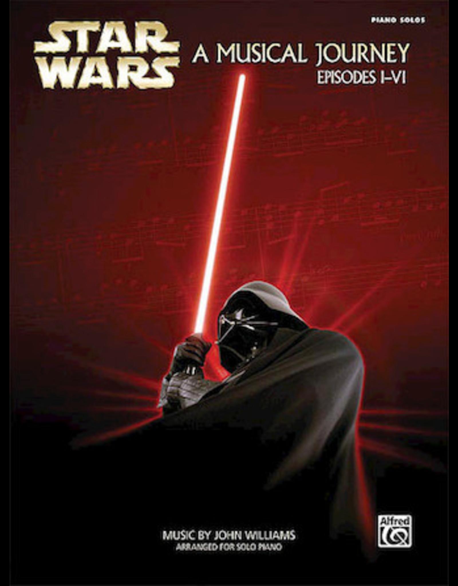 Hal Leonard Star Wars: A Musical Journey Music from Episodes I-VI