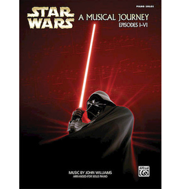 Hal Leonard Star Wars: A Musical Journey Music from Episodes I-VI