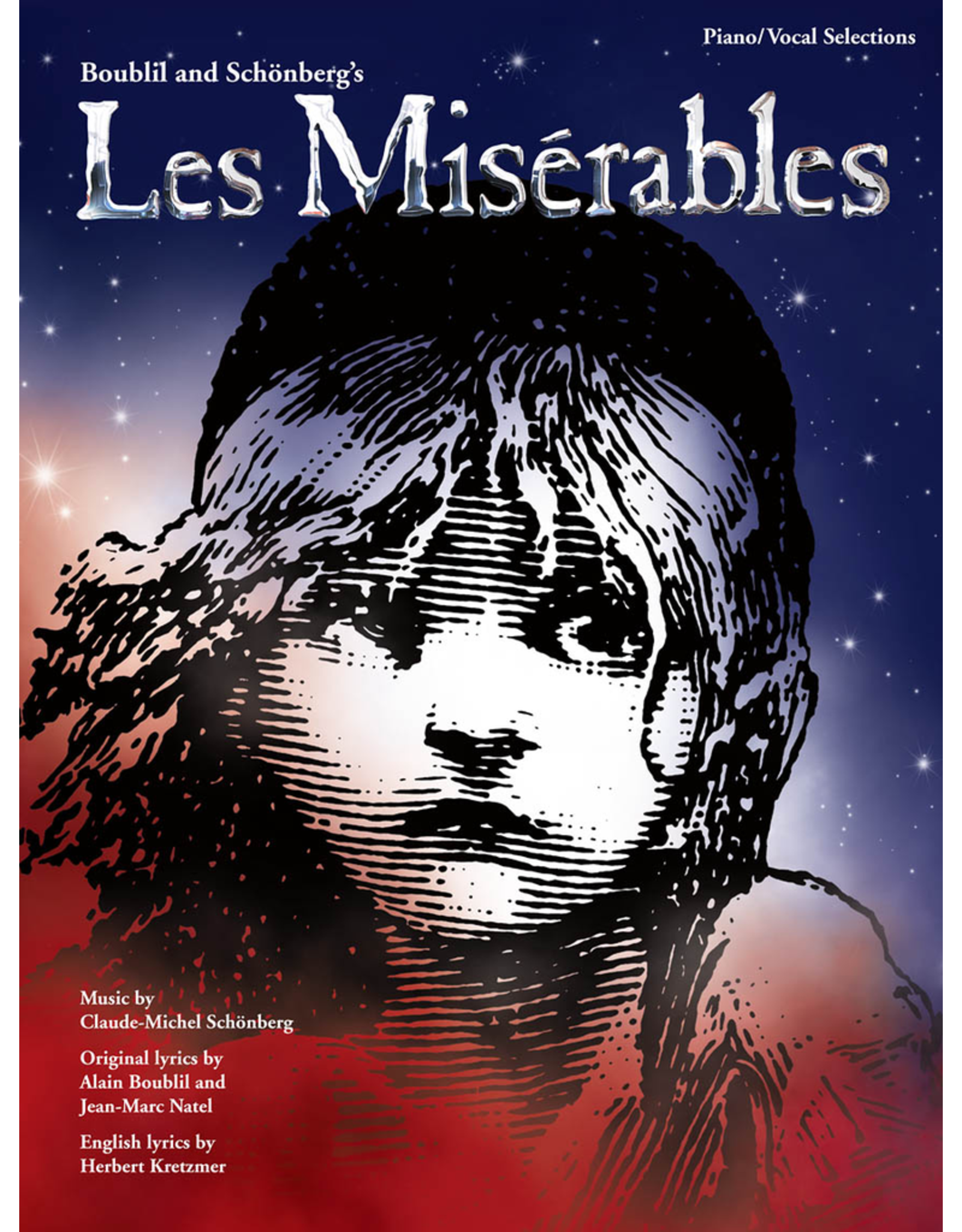 Hal Leonard Les Miserables Vocal Selections