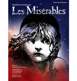 Hal Leonard Les Miserables Vocal Selections