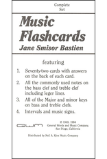 Kjos Bastien Music Flash Cards