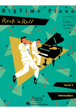 Hal Leonard BigTime Piano Rock 'n Roll, Level 4