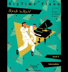 Hal Leonard BigTime Piano Rock 'n Roll, Level 4
