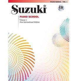Alfred Suzuki Piano School - Volume 1, New International Edition with CD