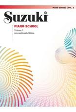Alfred Suzuki Piano School - Volume 3, New International Edition
