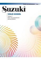 Alfred Suzuki Violin School Volume 7 Piano Accompaniment