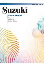 Alfred Suzuki Violin School Volume 4 Violin Part Revised Edition