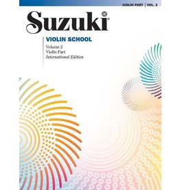 Alfred Suzuki Violin School Volume 2 Violin Part