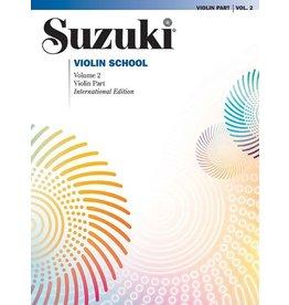 Alfred Suzuki Violin School Volume 2 Violin Part