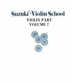 Alfred Suzuki Violin School Violin Part Volume 7