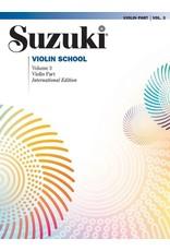 Alfred Suzuki Violin School Volume 3 Violin Part