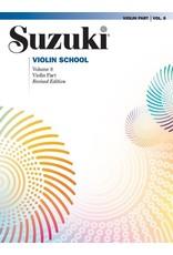 Alfred Suzuki Violin School, Volume 8 Violin Part
