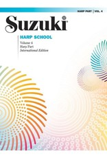 Alfred Suzuki Harp School, Volume 4 Harp Part