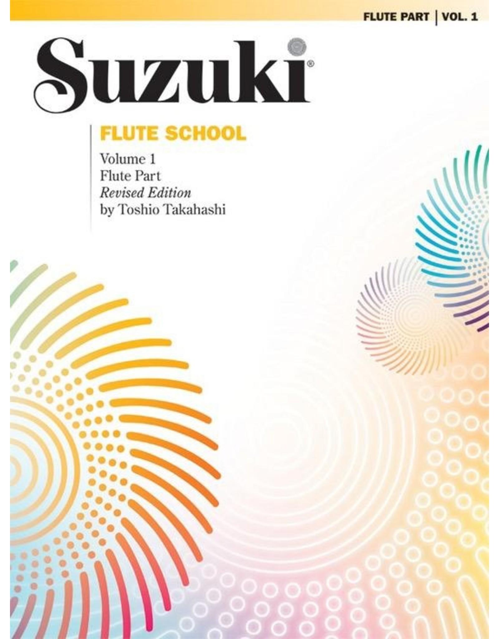 Alfred Suzuki Flute School, Volume 1