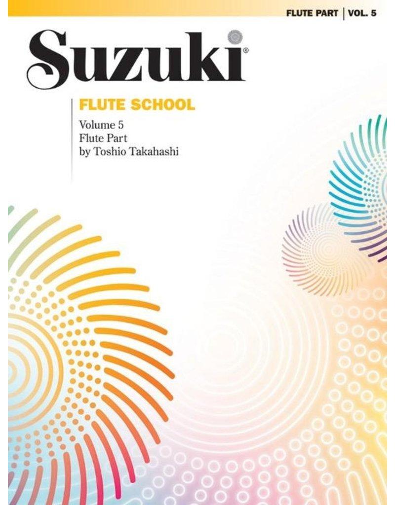 Alfred Suzuki Flute School Flute Part, Volume 5