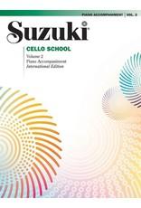 Alfred Suzuki Cello School Volume 2 Piano Accompaniment