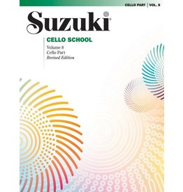Alfred Suzuki Cello School Volume 8