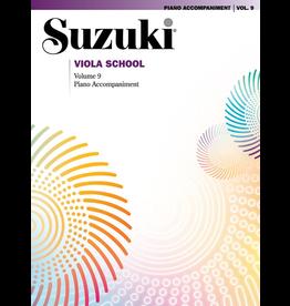 Alfred Suzuki Viola School Volume 9 Accompaniment