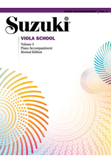 Alfred Suzuki Viola School Volume 5 Piano Accompaniment