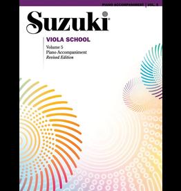 Alfred Suzuki Viola School Volume 5 Piano Accompaniment