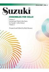 Alfred Suzuki Ensembles for Cello, Volume 1