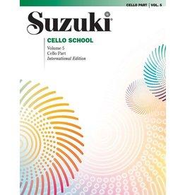 Alfred Suzuki Cello School, Volume 5 Revised Edition