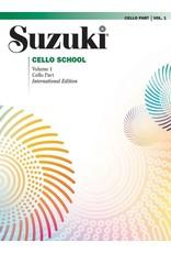 Alfred Suzuki Cello School, Volume 1