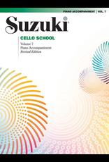 Alfred Suzuki Cello School, Volume 7 Piano Accompaniment