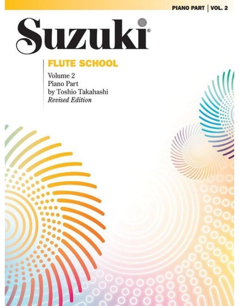 Alfred Suzuki Flute Piano Accompaniment Volume 2