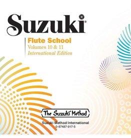 Alfred Suzuki Flute School CD, Volume 10 & 11