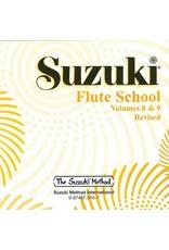 Alfred Suzuki Flute School CD, Volume 8 & 9