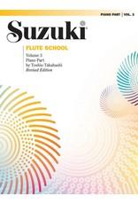 Alfred Suzuki Flute School Piano Accompaniment Volume 3