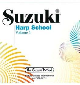 Alfred Suzuki Harp School CD, Volume 1