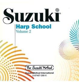 Alfred Suzuki Harp School CD, Volume 2