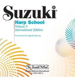 Alfred Suzuki Harp School CD, Volume 3