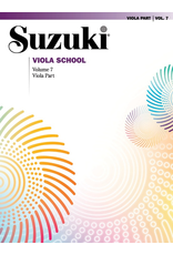 Alfred Suzuki Viola School Viola Part Volume 7
