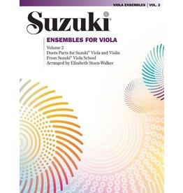 Alfred Suzuki Viola Ensembles for Viola Volume 2