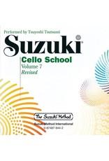 Alfred Suzuki Cello School, Volume 7 CD