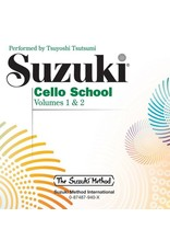 Alfred Suzuki Cello School CD Volume 1