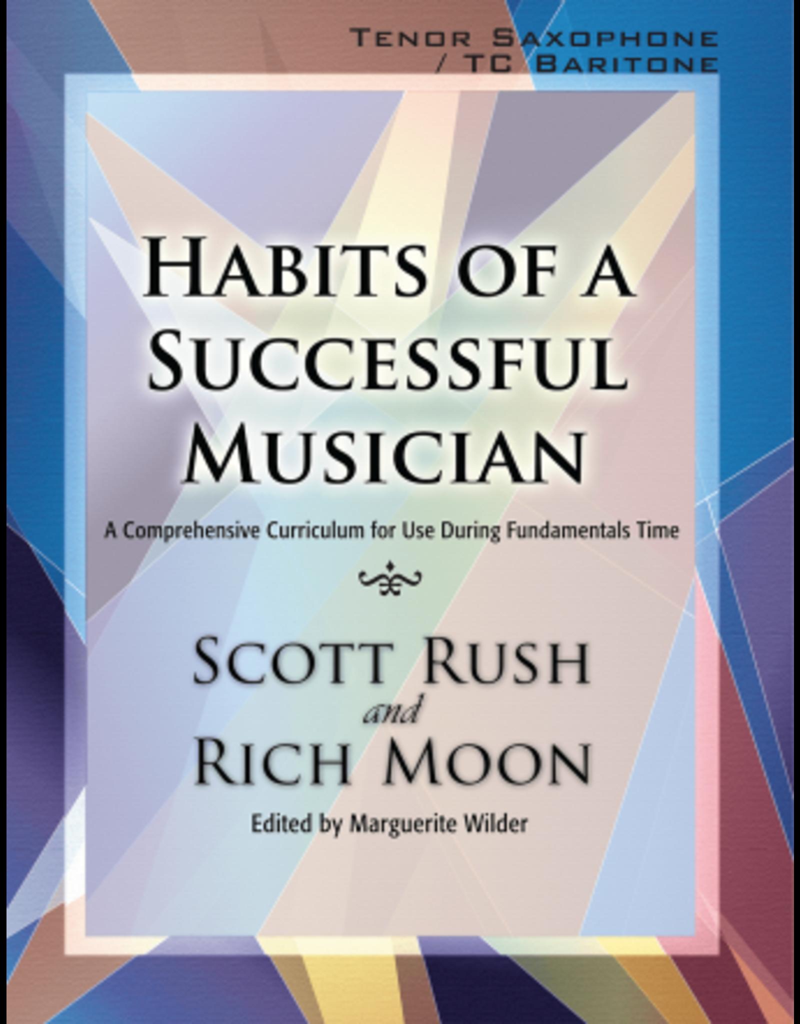 GIA Publications Habits of a Successful Musician Tenor Sax/T.C. Baritone