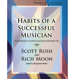 GIA Publications Habits of a Successful Musician Tenor Sax/T.C. Baritone