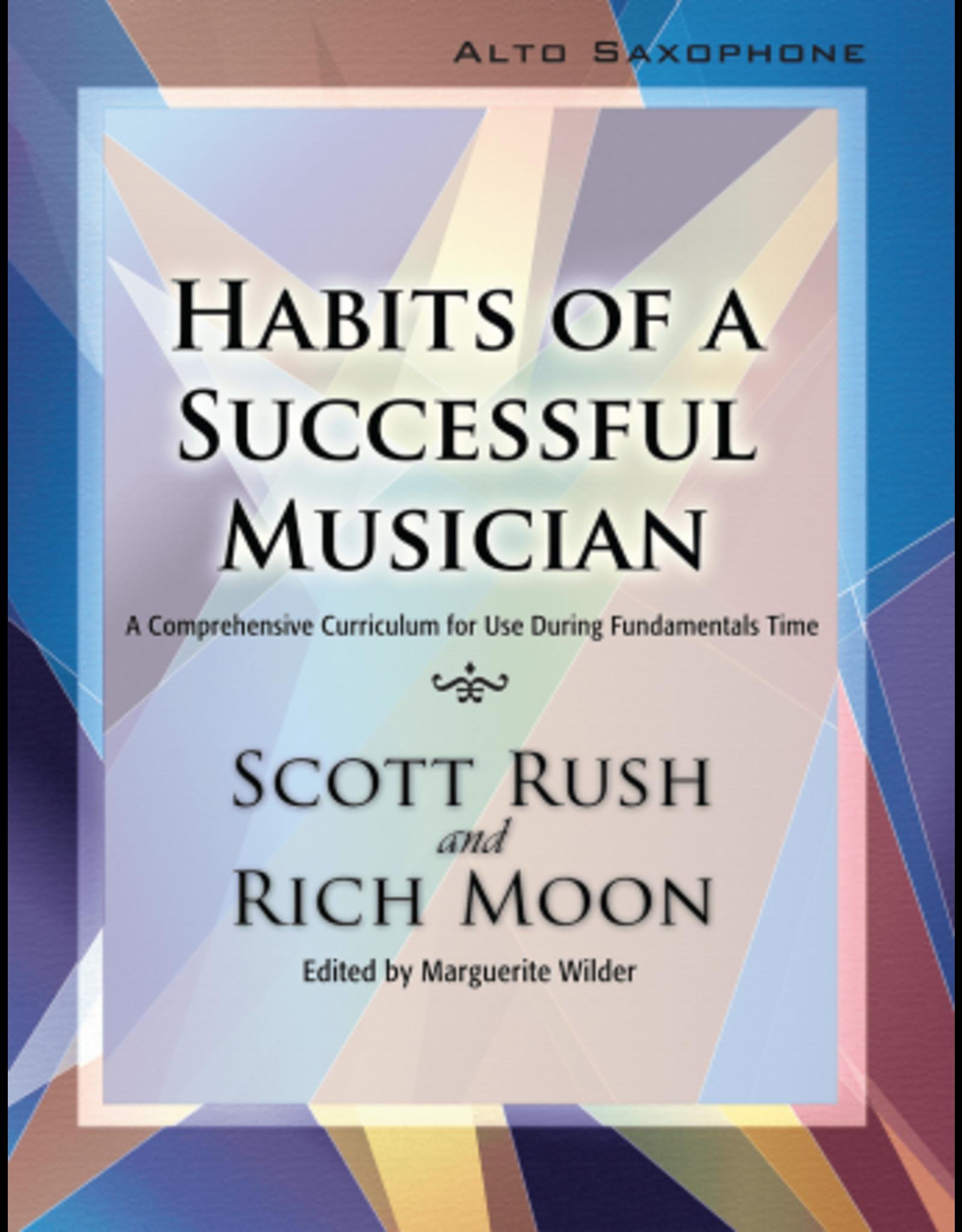 GIA Publications Habits of a Successful Musician Alto Sax