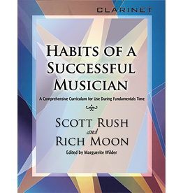 GIA Publications Habits of a Successful Musician Clarinet