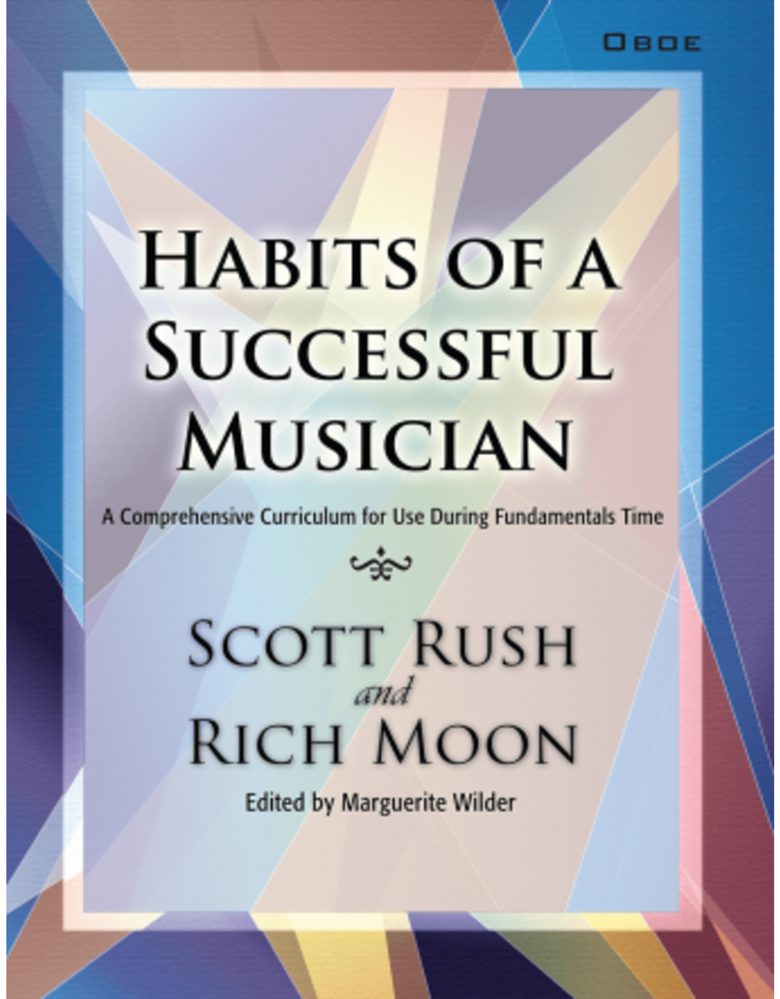 GIA Publications Habits of a Successful Musician Oboe