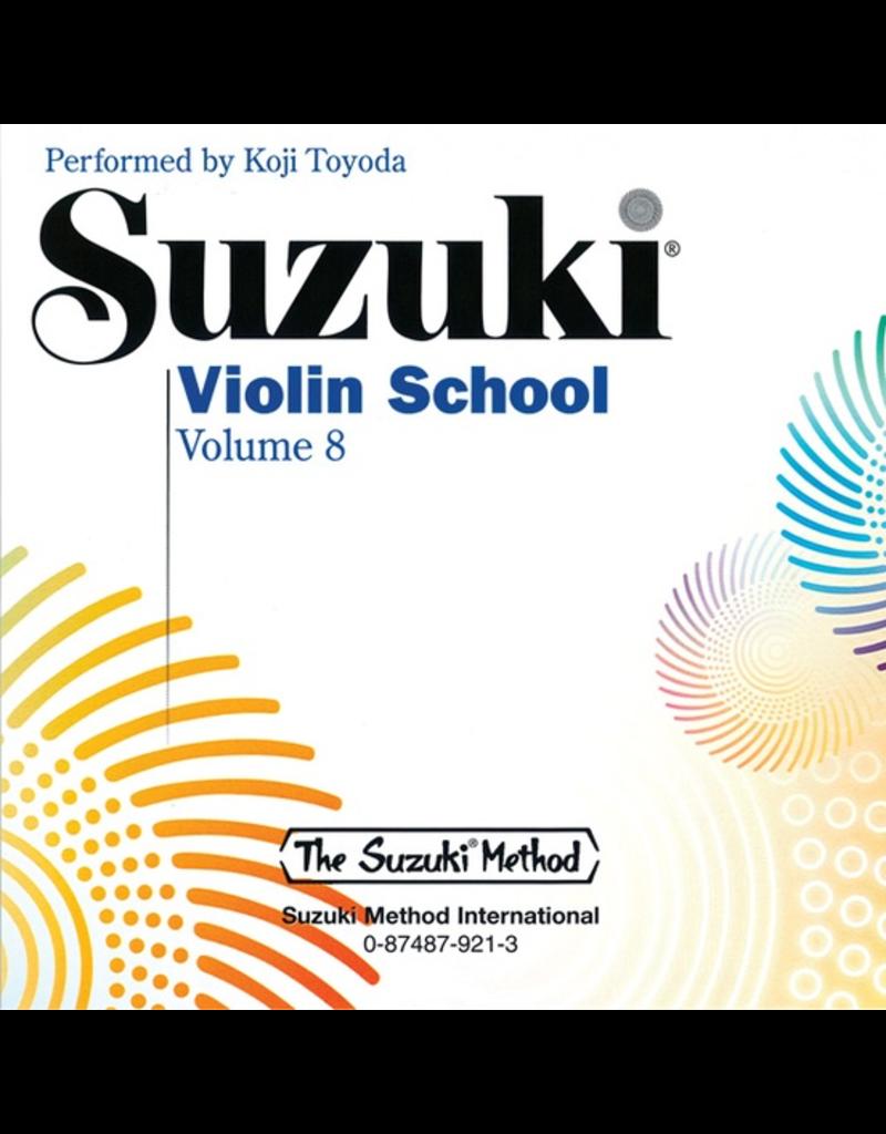 Alfred Suzuki Violin School CD Volume 8
