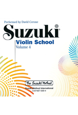 Alfred Suzuki Violin School CD Volume 4