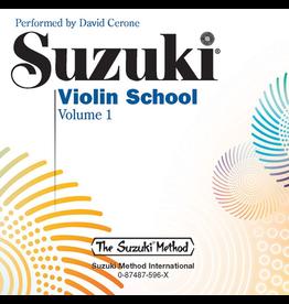 Alfred Suzuki Violin School, Volume 1
