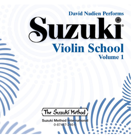 Alfred Suzuki Violin School CD Volume 1