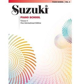 Alfred Suzuki Piano School Piano Book, Volume 6 New International